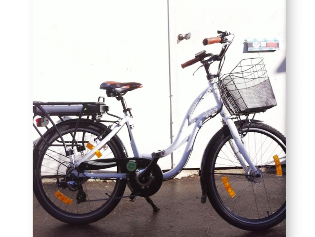 V lo lectrique facelia occasion 2012 occasion pas cher - Velos electriques pas cher ...